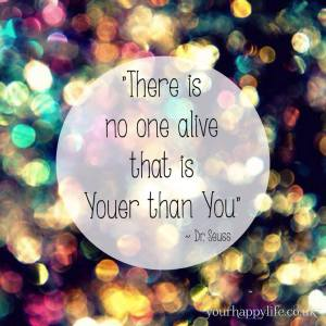 There is no one alive that is youer than you quote
