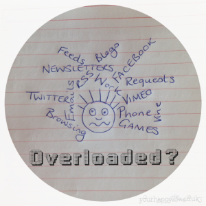 Have you got information overload?